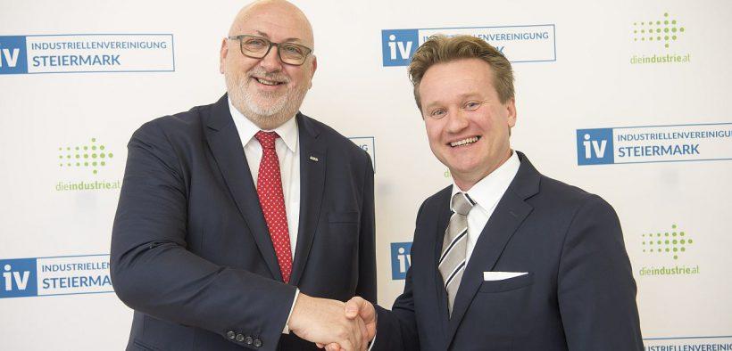 Pressekonferenz ÖBB Industriellenvereinigung Steiermark