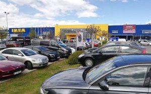 Einkaufen Covidkrise Ikea
