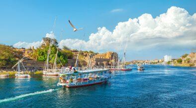 Urlaub am Nil